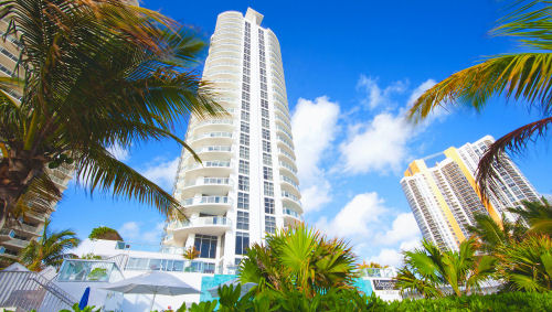 Marenas Beach Resort, Sunny Isles Beach, Miami, 1 & 2 Bedrooms