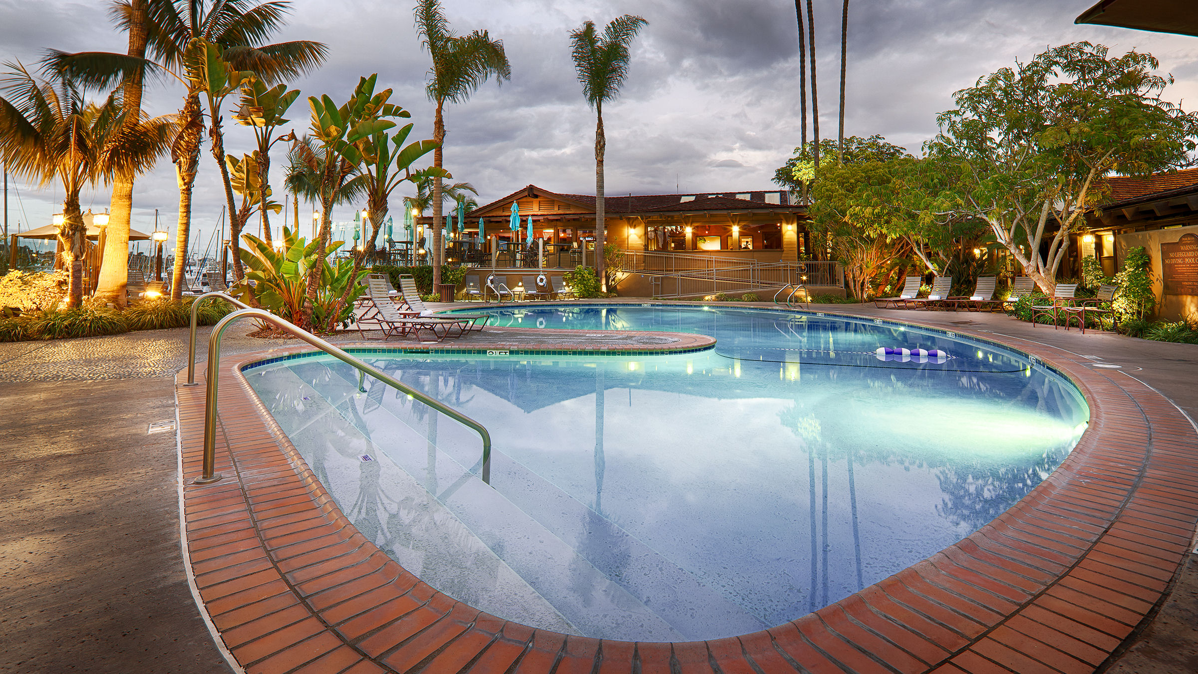Best Western Island Palms, Shelter Island, San Diego, 1 Bedroom