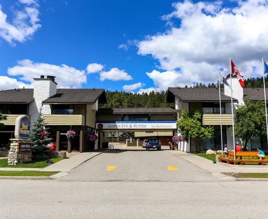 Best Western Jasper Inn - 1 & 2 bedroom apartments