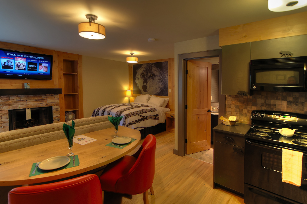 Rocky Mountain Resort, Banff - Studios, 1, 2, & 4 bedroom apartments