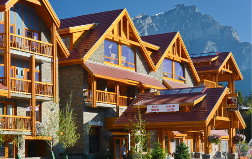 Moose Apartments, Banff - 1 & 2 bedroom apartments **NEW**