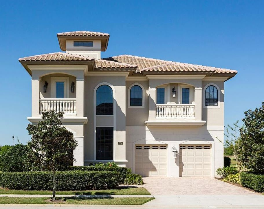 Reunion Resort Premium Estate Homes with Private Pool, Kissimmee Area