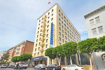 Canterbury Apartments, San Francisco, 1 Bedroom