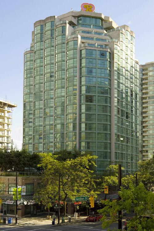 Rosedale on Robson, Vancouver - 1 & 2 bedroom apartments