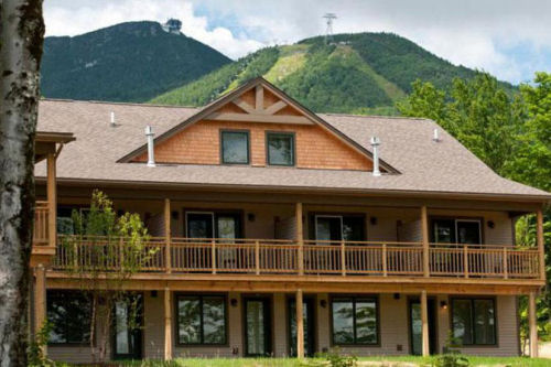 Timberline & Mountain Cottages at Jay Peak Resort
