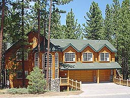 2460 Lupine Trail, South Lake Tahoe - 6 Bedroom Private Home