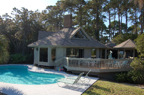 Private Home - 7 Dinghy, Hilton Head - 3 Bedroom Home