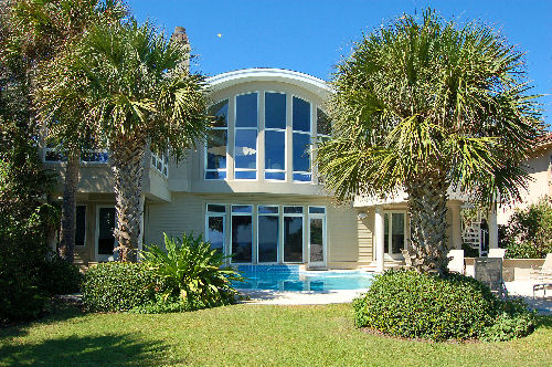 Private Home - 9 Junket, Hilton Head - 5 Bedroom Home