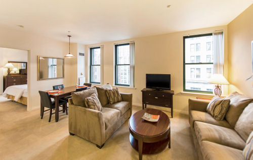 Downtown Apartments, Boston - 1 and 2 Bedroom Apartments