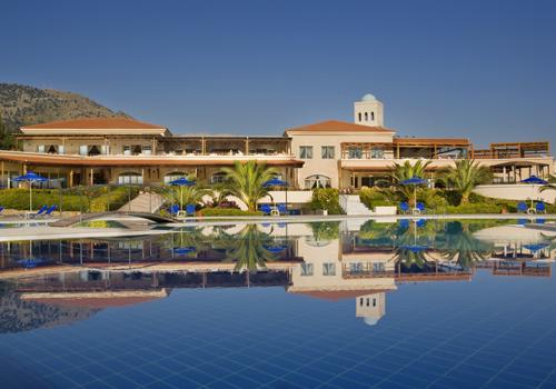 Pilot Beach Resort Georgioupolis