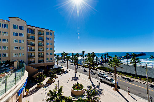 Oceanside Pier Resort Condos, Oceanside, 1 & 2 Bedrooms