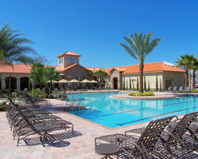 Tuscana Resort, Championsgate, 2 & 3 Bedrooms