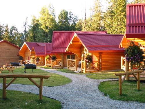 Pocahontas Cabins - 1 & 2 bedroom cabins