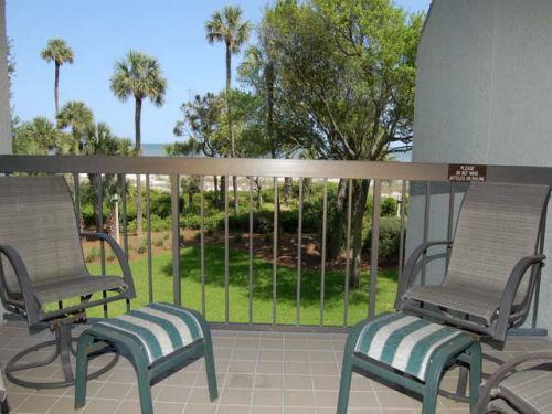 Palmetto Dunes -  Ocean Front Villas, Hilton Head, 1, 2 & 3 Bedrooms