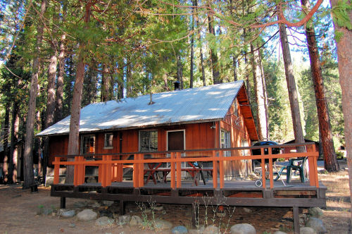 The Redwoods - Bronze Homes, Yosemite - 1-5 bedroom homes