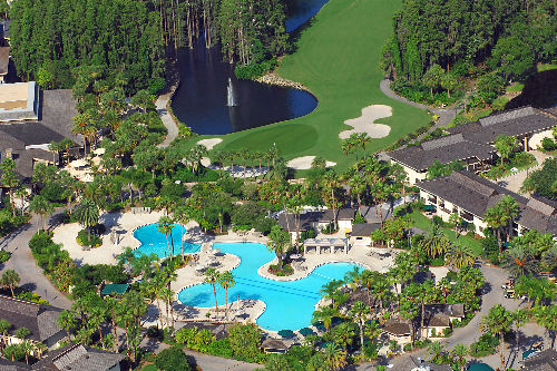 Saddlebrook Resort, Wesley Chapel, Tampa, 1, 2 and 3 bedroom apartments